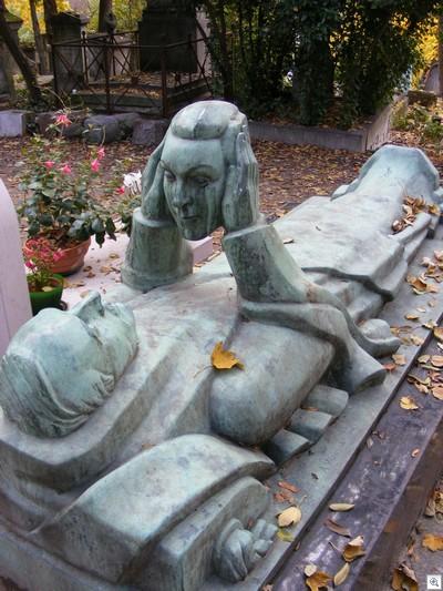 Fernand Arbelot tombstone